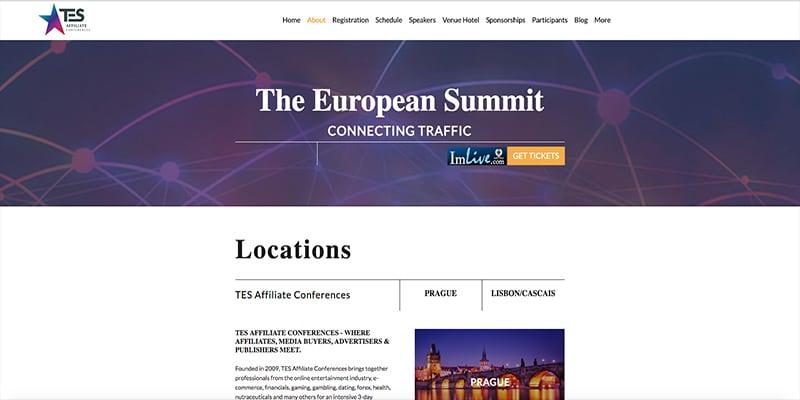 Cumbre europea de Praga