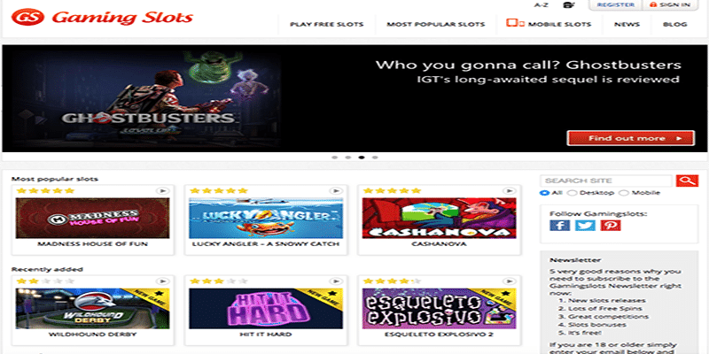 Tragamonedas para juegos: recursos de máquinas tragamonedas en línea y juegos gratuitos
